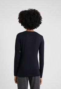WEEKEND MaxMara - MULTIH - Bluzka z długim rękawem - blau - 2