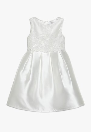 GIRLS EMILIE DRESS - Cocktailkjoler / festkjoler - white