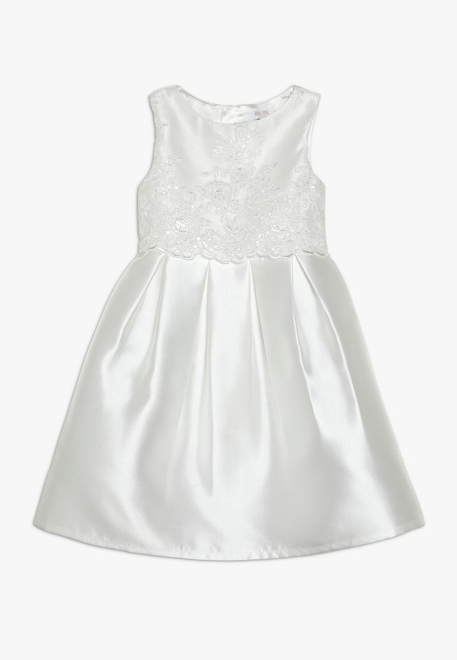 GIRLS EMILIE DRESS - Juhlamekko - white