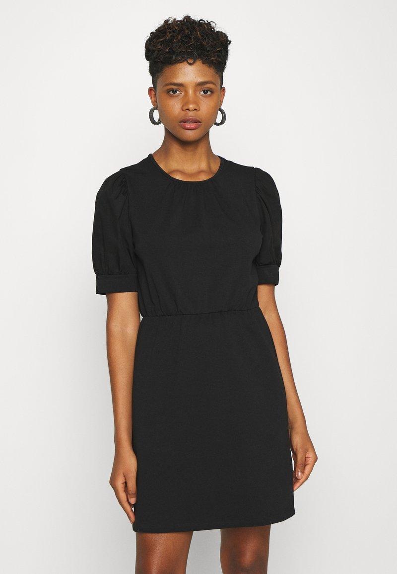 Pieces - PCMERVE DRESS  - Vestito estivo - black