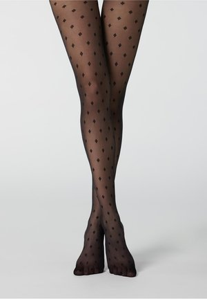 Tights - talco nero