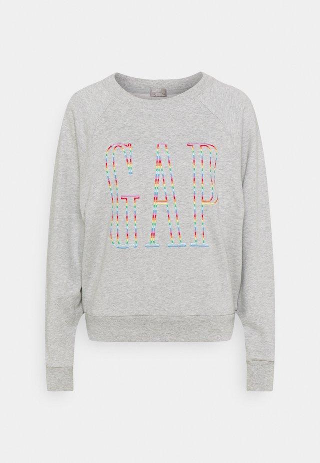 Sweater - grey heather