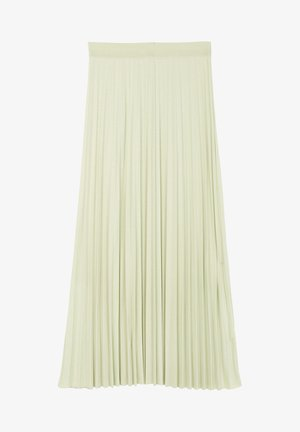 Pleated skirt - misty mint