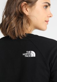 The North Face - RAGLAN - Long sleeved top - black - 5