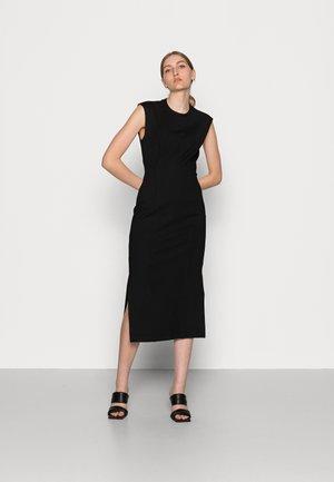 DEBBIE - Sukienka z dżerseju - black
