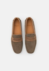Hackett London - MATTERIAL DRIVER - Moccasins - taupe - 3