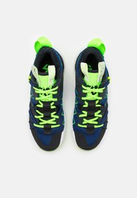 Jordan - WHY NOT SE - Zapatillas de baloncesto - black/key lime/blue void/summit white/white/barely volt - 3