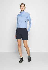 Jack Wolfskin - SHORTS - Outdoor trousers - night blue - 1