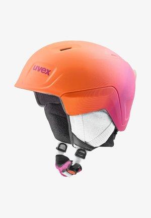 MANIC PRO - Helmet - pink-orange met mat