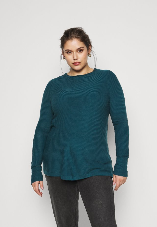 MAMELIA - Sweter - blue coral