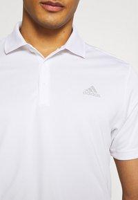 adidas Golf - PERFORMANCE - Polo shirt - white - 3