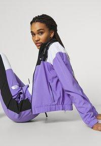 The North Face - WIND JACKET - Training jacket - pop purple/black - 3