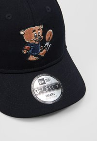 New Era - MASCOT INFANT FORTY CHICAGO BEARS NIGHT - Gorra - dark blue - 2