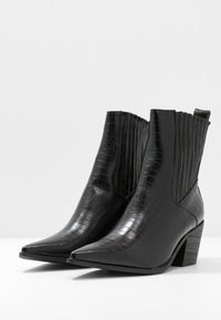 RAID - ROCCO - Cowboy/biker ankle boot - black - 4