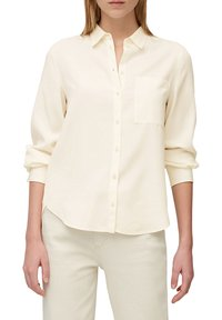 Marc O'Polo - Button-down blouse - raw cream - 4