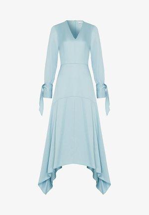 Maxi šaty - iced blue