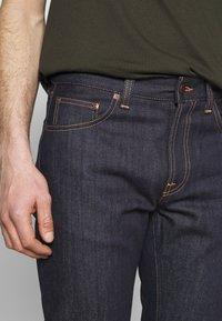 Nudie Jeans - GRITTY JACKSON - Straight leg -farkut - dark blue denim - 4