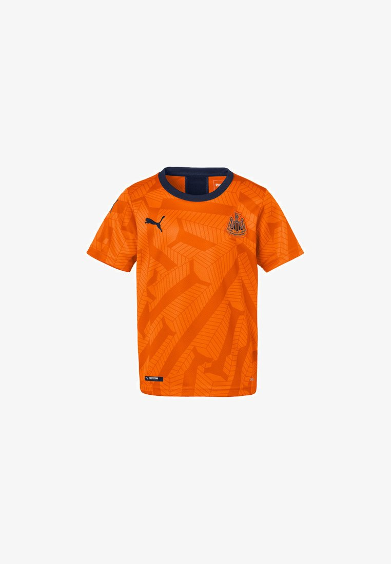 Puma - NEWCASTLE UNITED FC THIRD REPLICA  - Club wear - vibrant orange-peacoat