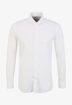JAPANESE KNITTED - Shirt - white