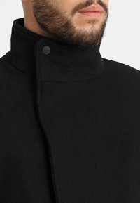 Only & Sons - ONSOSCAR COAT - Classic coat - black - 4