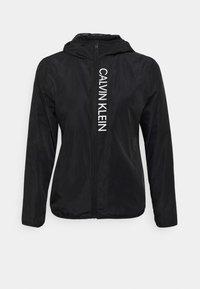 Calvin Klein Performance - JACKET - Training jacket - black - 4