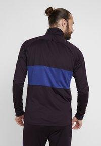 Nike Performance - FC BARCELONA DRY SUIT - Klubbkläder - burgundy ash/deep royal blue/noble red - 2