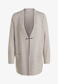 Oui - Cardigan - light stone - 5