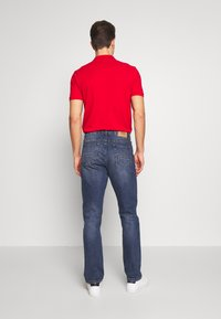 IZOD - SLIM - Straight leg jeans - stone blue denim - 2