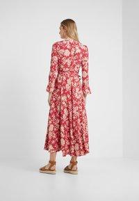 Polo Ralph Lauren - Maxi dress - red meadow - 2