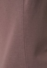 Cotton On - EVERYDAY WIDE V NECK LONG SLEEVE - Long sleeved top - brown stone - 2