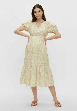 MLSUNNI - Sukienka letnia - yolk yellow
