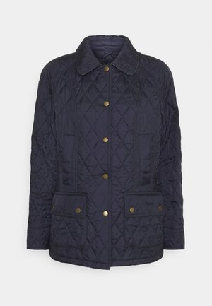 BEADNELL QUILT - Winter jacket - navy