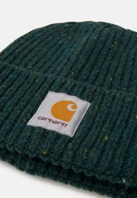 Carhartt WIP - ANGLISTIC BEANIE  - Beanie - bottle green heather - 2