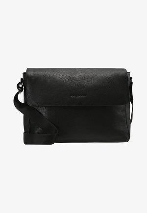 CITTA MESSENGER - Across body bag - schwarz/black