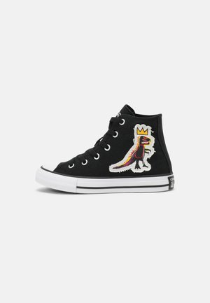 CHUCK TAYLOR ALL STAR YOUTH BASQUIAT UNISEX - Sneakers alte - black