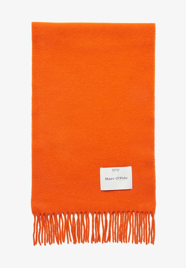 Scarf - pumpkin orange