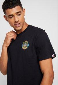 Element - ABYSS  - Print T-shirt - flint black - 3