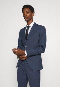 Selected Homme - SLHSLIM MAZELOGAN  - Costume - dark blue - 2