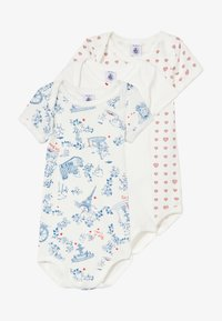 Petit Bateau - 3 PACK - Body - marshmallow/multicolour/peps - 4