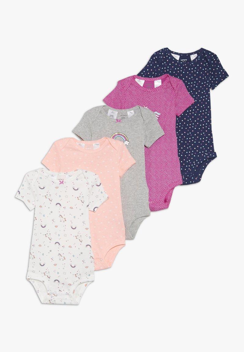 Carter's - GIRL BABY 5 PACK  - Body - multi-coloured