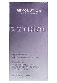 Revolution Skincare - RETINOL OVERNIGHT CREAM - Night care - - - 2