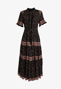 Free People - RARE FEELING - Maxi šaty - black - 7