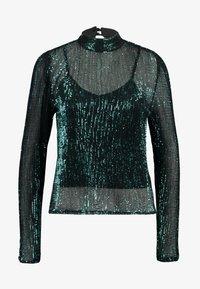 Fashion Union - POLO - Bluser - green - 4