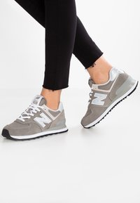 New Balance - WL574 - Trainers - grey - 0