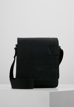 RICHMOND SHOULDERBAG - Schoudertas - black