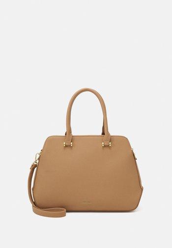Handbag - nude