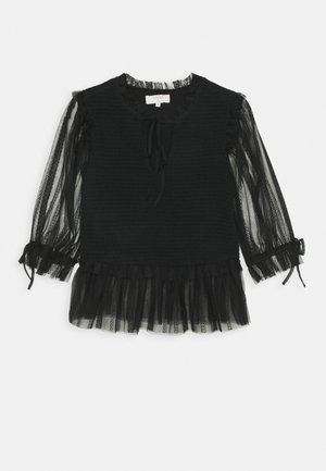 SAJA BLOUSE - Blouse - pitch black