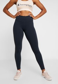 Cotton On Body - ACTIVE CORE - Punčochy - navy - 0