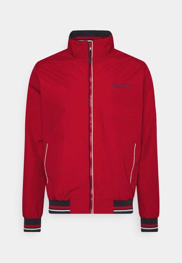 Cars Jeans TORCA TASLON - Kurtka wiosenna - red/czerwony Odzież Męska KEQU