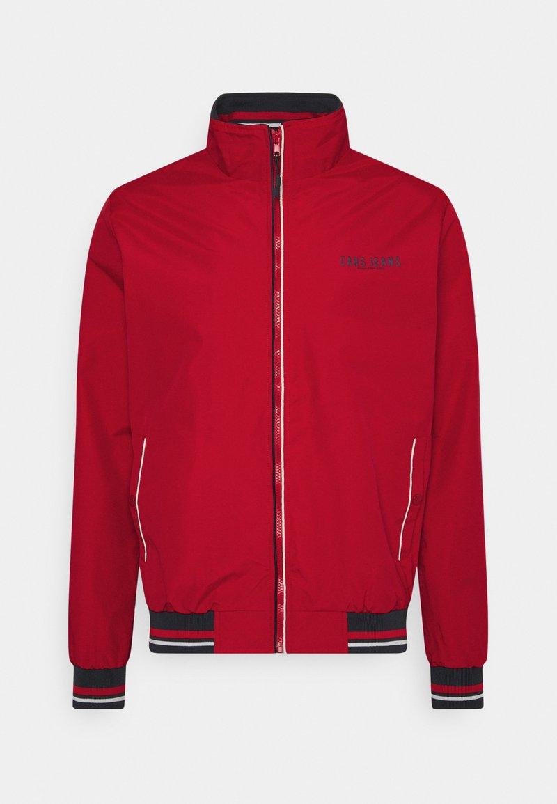 Cars Jeans - TORCA TASLON - Summer jacket - red